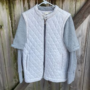 Kith x Ones Stroke Daikanyama Quilted Vest/Top